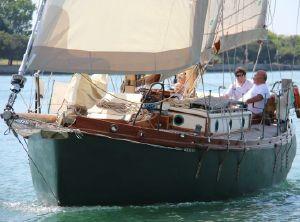2000 Custom 33'schooner