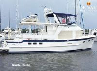 2009 DeFever 50 Trawler
