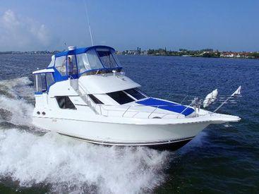 1997 37' Silverton-372 Motor Yacht Palmetto, FL, US