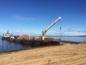 1967 150' Barge-Todd Shipyard Built Anchorage, AK, US