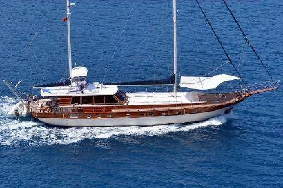 2002 89' 3'' Custom-Gulet 27 m Istanbul, TR