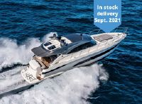 2021 Riviera 4800 SPORT YACHT SERIES II - PLATINUM EDITION