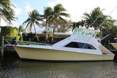 1996 53' Ocean Yachts-Super Sport North Palm Beach, FL, US