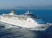 1991 Cruise Ship, 1680 Passengers -Stock No. S2359