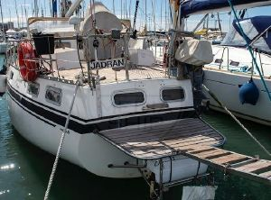 1990 Custom Siltala Nauticat Nauticat 43
