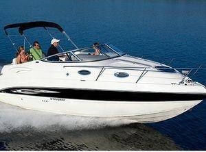 2007 Stingray 250 CS Cabin Cruiser