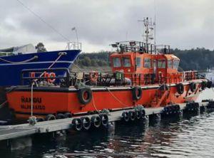 2005 Custom pilot boat