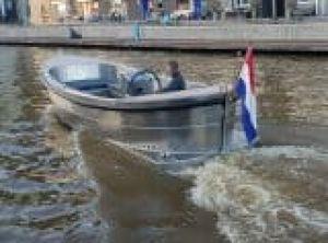 2021 Van Vossen Sloep 777