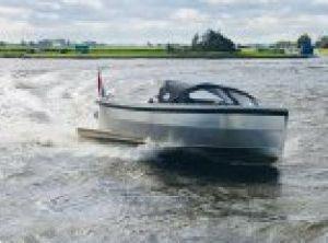2021 Van Vossen Sloep 550 Sport