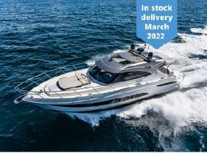 2022 Riviera 4800 Sport Yacht Series II Platinum Edition