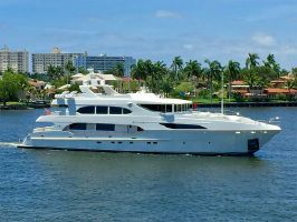 2010 127' IAG-Motor Yacht West Palm Beach, FL, US