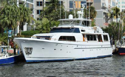 1983 90' Cheoy Lee-Motor Yacht Fort Lauderdale, FL, US