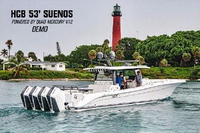 2022 53' HCB-Suenos Jupiter, FL, US