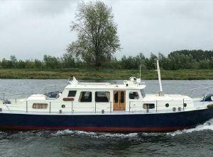 1980 Motor Yacht Van Rossum Rondspantvlet 14.00 OK AK