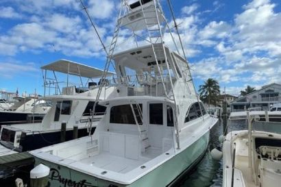 1996 48' Ocean Yachts-Sport Fisherman Charleston, SC, US