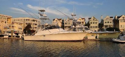 1999 48' Ocean Yachts-48 Express Mount Pleasant, SC, US