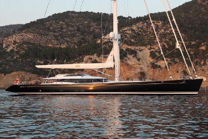 2006 169' 7'' Alloy Yachts-Prana Monaco, MC