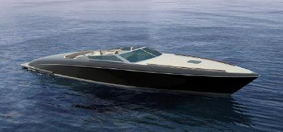 2022 60' Brooklin Boat Yard-60' Sport Boat Open ME, US