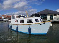 2018 Motor Yacht Goldy