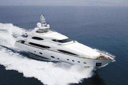 2006 130' Ferretti Yachts-Custom Line Porto Carras, GR