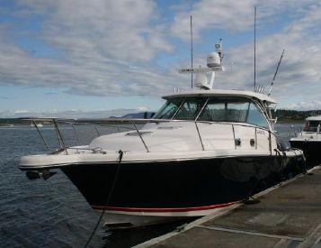 2016 38' Pursuit-OS 385 Offshore Lopez Island, WA, US