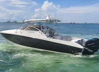 2007 Fountain 38 Sportfish Cruiser