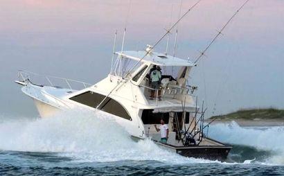 1998 48' Ocean Yachts-Super Sport Beaufort, NC, US
