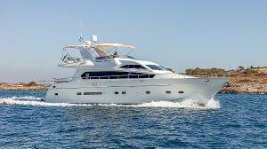 2003 72' 6'' Monte Fino-66 Extended Palma de Mallorca, ES
