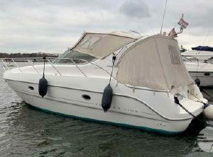 1999 Sessa Marine 34 Oyster