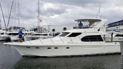 2007 52' Ocean Alexander-Sedan Dania Beach, FL, US