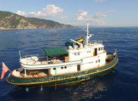 1962 Custom Cantiere Navale Solimano Maria Teresa