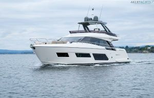 2018 67' Ferretti Yachts-670 Oslo, NO