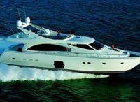 2007 Ferretti Yachts 731