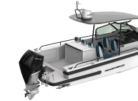 2021 Axopar 28 T-Top WetBar