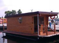2021 Houseboat ZOE 800 Plus Boat