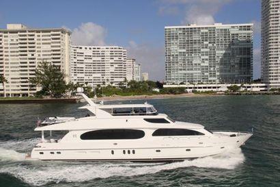 2014 100' Hargrave-Raised Pilothouse Fort Lauderdale, FL, US