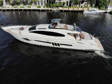 2009 92' Lazzara Yachts-92 LSX Boca Raton, FL, US