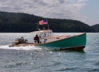 1963 Classic Beals Island Lobster Boat