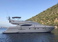 1998 Ferretti Yachts 53