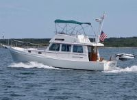 1997 Shannon Voyager 36