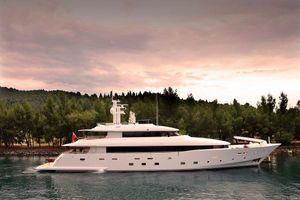 2012 138' Custom-Avangard Yachts 2014 Porto Carras, GR