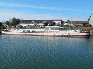 1957 Barge Conversion