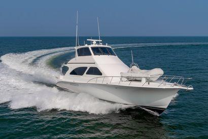 2003 65' Ocean Yachts-65 Odyssey Hampton, VA, US