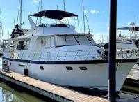 1986 DeFever 53 Motor Yacht