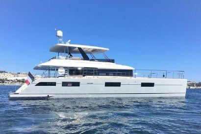 2016 64' Lagoon-630 Motor Yacht Marseille, 13, FR