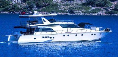 1993 78' 9'' Canados-76 Turkey, TR