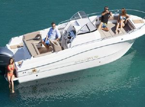 2021 Pacific Craft 750 Open