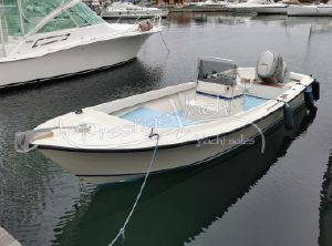 1998 Aquasport Osprey 232