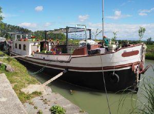1924 Luxemotor Dutch  Barge