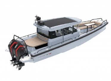 2022 28' Brabus-Shadow 500 Cabin Palm Beach, FL, US
